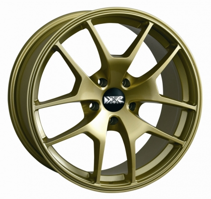 XXR Wheels - XXR 518 Gold (15 inch)