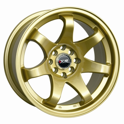 XXR Wheels - XXR 522 Gold (16 inch)