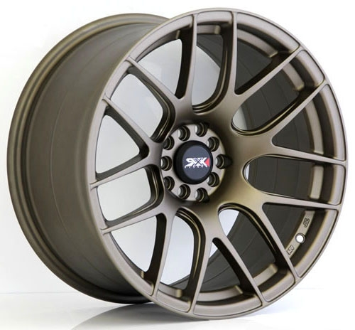 xxr wheels xxr 530 flat bronze 18 zoll xxr wheels. Black Bedroom Furniture Sets. Home Design Ideas