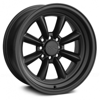 XXR Wheels - XXR 537 Flat Black (15 inch)
