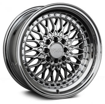 XXR Wheels - XXR 536 Platinum (15 inch)