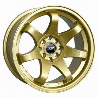 XXR Wheels - XXR 522 Gold (17 inch)