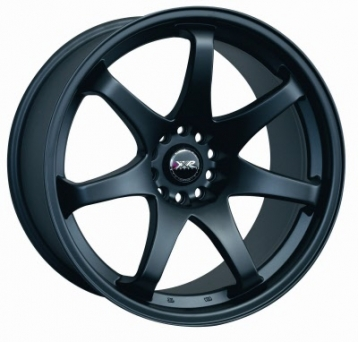 XXR Wheels - XXR 522 Flat Black (17 inch)