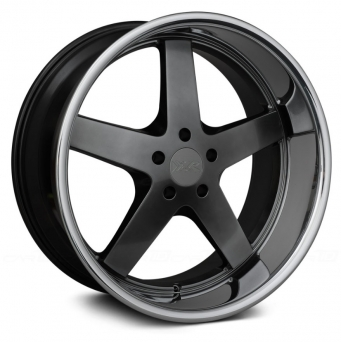 XXR Wheels - XXR 968 Chromium Black (17 inch)
