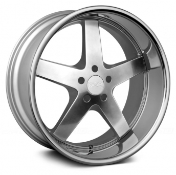 XXR Wheels - XXR 968 Silver machined (17 inch)