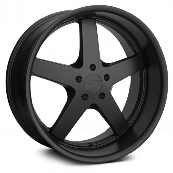 XXR Wheels - XXR 968 Flat Black (17 inch)