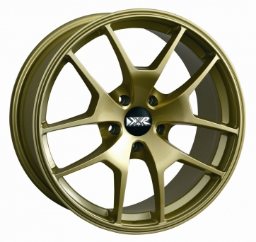 XXR Wheels - XXR 518 Gold (15 Zoll)