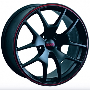 XXR Wheels - XXR 518 Red Black (15 Zoll)
