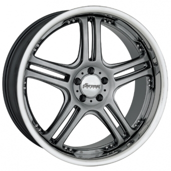 XXR Wheels - XXR 515 Chromium Black (20 inch)