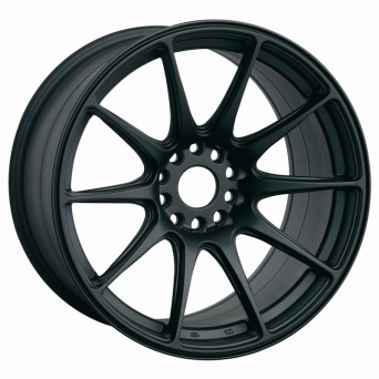 XXR Wheels - XXR 527 Flat Black (15 inch)