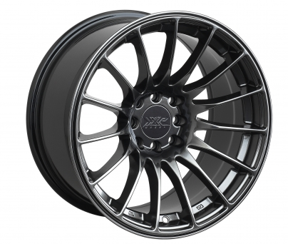 XXR Wheels - XXR 550 Chromium Black (16 inch)