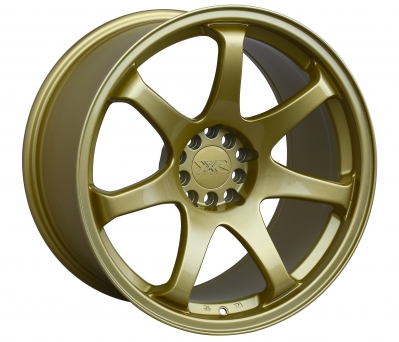 XXR Wheels - XXR 551 Gold (18 inch)