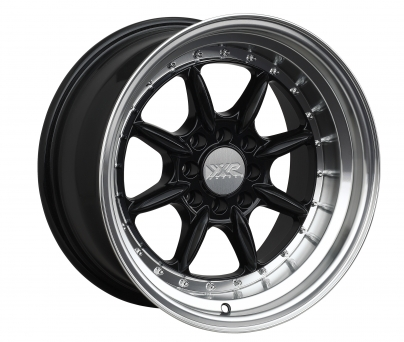 XXR Wheels - XXR 002.5 Black (15 inch)