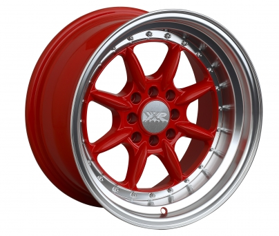 XXR Wheels - XXR 002.5 Red (15 inch)