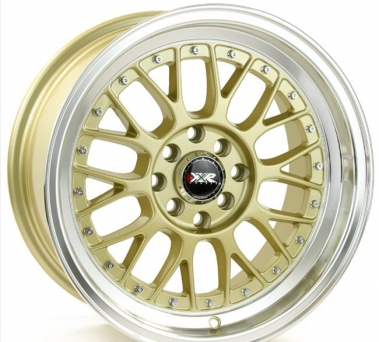XXR Wheels - XXR 521 Gold (16 Zoll)