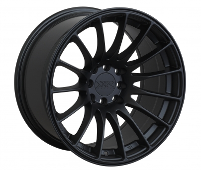 XXR Wheels - XXR 550 Flat Black (15 inch)