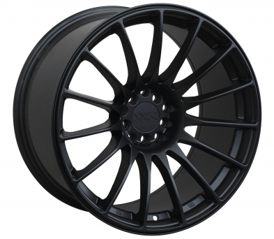 XXR Wheels - XXR 550 Flat Black (17 inch)