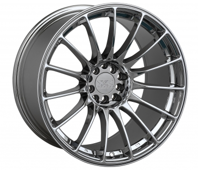XXR Wheels - XXR 550 Platinum (17 inch)