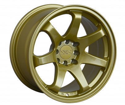 XXR Wheels - XXR 551 Gold (15 inch)