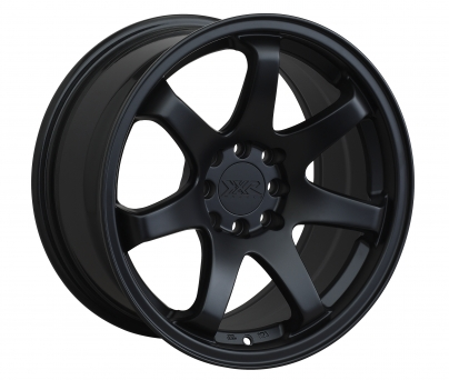 XXR Wheels - XXR 551 Flat Black (15 inch)