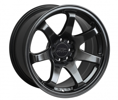 XXR Wheels - XXR 551 Chromium Black (15 inch)