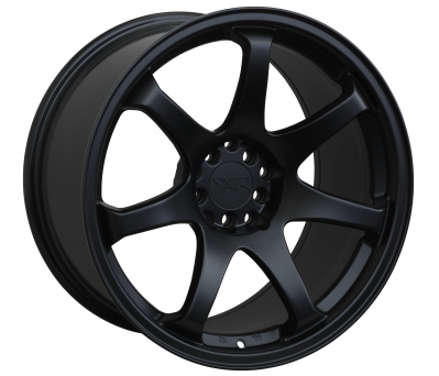 XXR Wheels - XXR 551 Flat Black (17 inch)