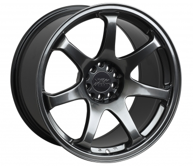 XXR Wheels - XXR 551 Chromium Black (17 inch)
