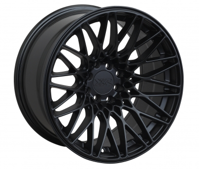 XXR Wheels - XXR 553 Flat Black (15 inch)