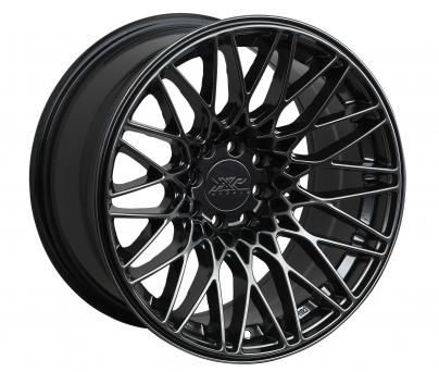 XXR Wheels - XXR 553 Chromium Black (15 inch)