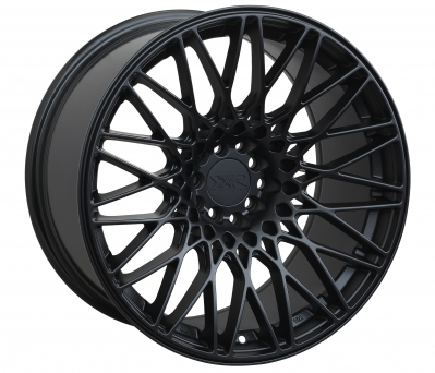 XXR Wheels - XXR 553 Flat Black (17 inch)