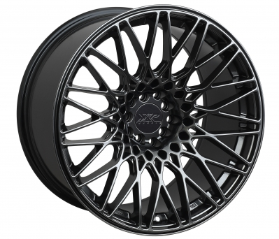XXR Wheels - XXR 553 Chromium Black (17 inch)