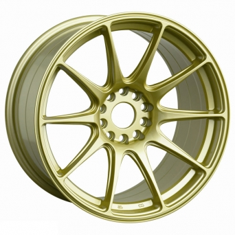 XXR Wheels - XXR 527 Gold (19 inch)