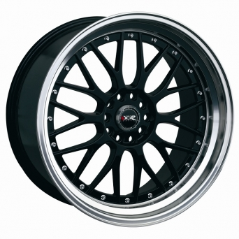 XXR Wheels - XXR 521 Gun Metallic (17 inch)