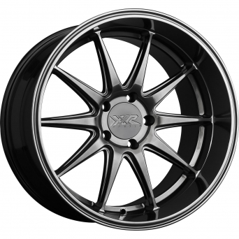 XXR Wheels - XXR 527D Chromium Black (18 inch)