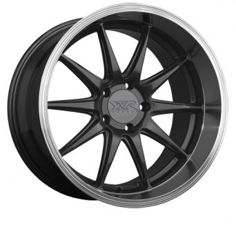 XXR Wheels - XXR 527D Graphite (18 inch)
