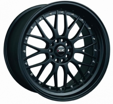 XXR Wheels - XXR 521 Flat Gun Metallic (17 inch)