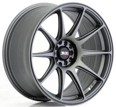 XXR Wheels - XXR 527 Flat Gun Metallic (18 inch)