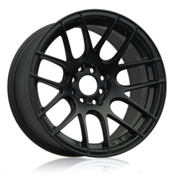 XXR Wheels - XXR 530 Flat Black (15 inch)