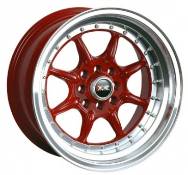 XXR Wheels - XXR 002 Red (15 inch)
